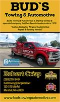 Bud's Towing & Automotive