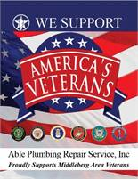 Able Plumbing Repair Service Inc