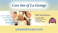 Care Inn Of La Grange