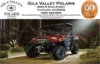 Gila Valley Polaris - Gila Outdoor