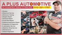 A Plus Automotive