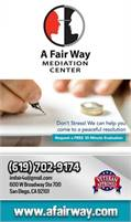 A Fair Way Mediation Center