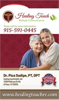 Sodipe Rehabilitation Consultants, Inc.