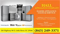 Hall Appliance Co Inc