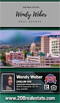 208 Real Estate - Wendy Weber