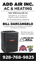 ADD Air Inc A/C & Heating