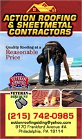 Action Roofing & Sheetmetal Contractors