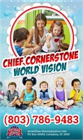 Chief Cornerstone World Vision