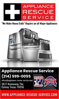 Appliance Rescue Service