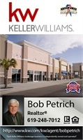 Bob Petrich - Keller Williams Realty - KW Commercial