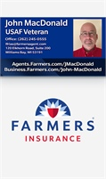 Farmers Insurance - John MacDonald Agency Inc