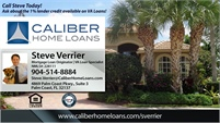 Caliber Home Loans Inc - Steve Verrier
