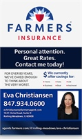 Farmers Insurance - Eva Christiansen