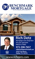 Benchmark Mortgage - Rich Detz