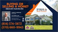 Fish Real Estate - James R Merinar