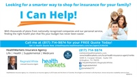 HealthMarkets Insurance - Reginald White