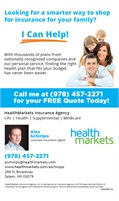 HealthMarkets Insurance - Alex Schiripo