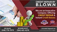Credit Repair By B L O W N