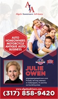 Algate Insurance Advisors - Julie Owen