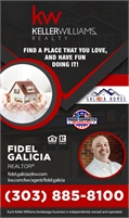 Keller Williams Realty Downtown LLC - Fidel Galicia
