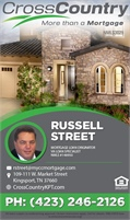 CrossCountry Mortgage Inc - Russell Street