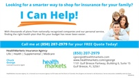 HealthMarkets Insurance Agency - Chuck George