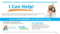 HealthMarkets Insurance - Stacy Arnold