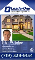 Leader One Financial - Brian W Enloe