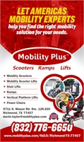 Mobility Plus Sugar Land