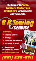 B R Towing Service