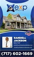 eXp Realty LLC York - Randell Jackson