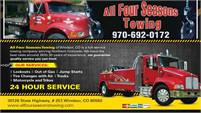 All Four Seasons Towing