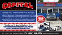 Capital Auto Clinic Sales