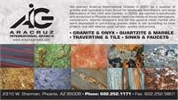 Aracruz International Granite