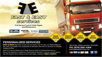 Fast & Easy Services