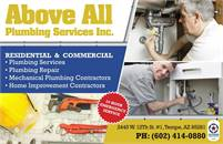 Above All Plumbing LLC