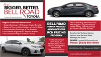 Bell Road Toyota