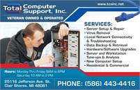 Total Computer Support Inc