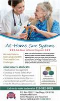 At Home Care Systems