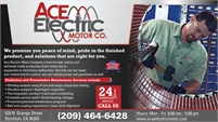 Ace Electric Motor Co