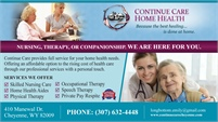 Continue Care Home Health