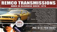 Remco Transmission, Inc.