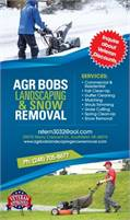 AGR Bobs Landscaping & Snow Removal Service LLC
