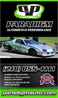 Paradigm Automotive Performance