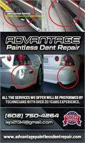 Advantage Paintless Dent Repair