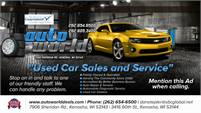 Auto World Inc