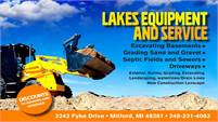 Lakes Equipment & Service