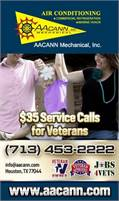AACANN MECHANICAL AIR CONDITIONING