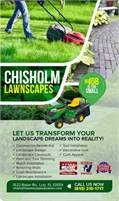 Chisholm Lawnscapes