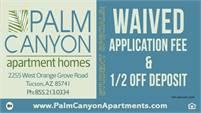 Palm Canyon Apartments